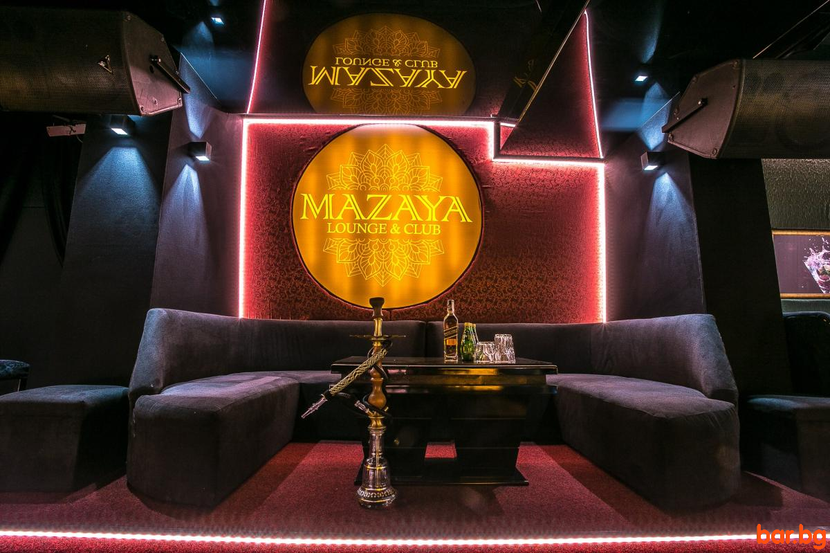 Mazaya Loung & Club, Sofia